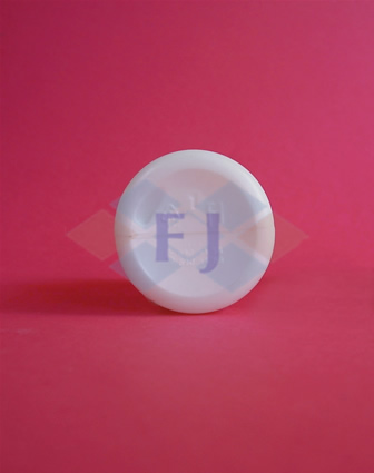 Envase plástico 60 g para pegamento forma cilíndrica -FJ Plastic