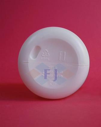Envase plástico 250 g para pegamento forma cilíndrica -FJ Plastic