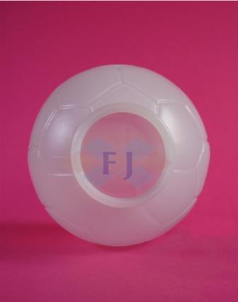 Envase para jugos en forma de balón