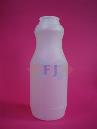 Envase plástico con capacidad de 480 ml para jugo
