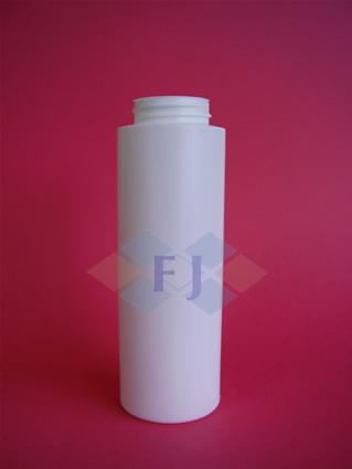 Envase plástico 250 g mostacero para pegamento forma cilíndrica -FJ Plastic