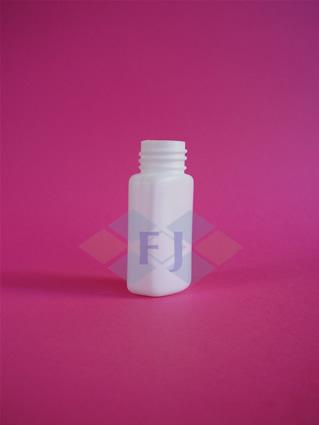 Envase plástico 30 g para pegamento forma oval -FJ Plastic