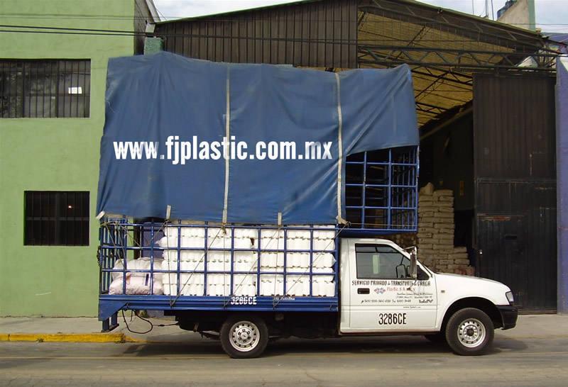 Unidad de transporte FJ plastic